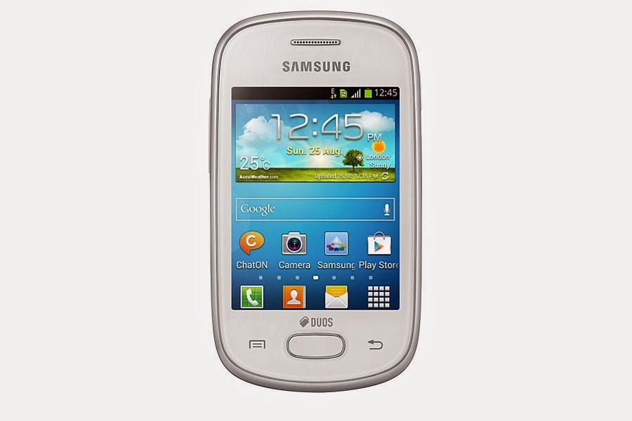 Flashing Instal Ulang Samsung Galaxy Star