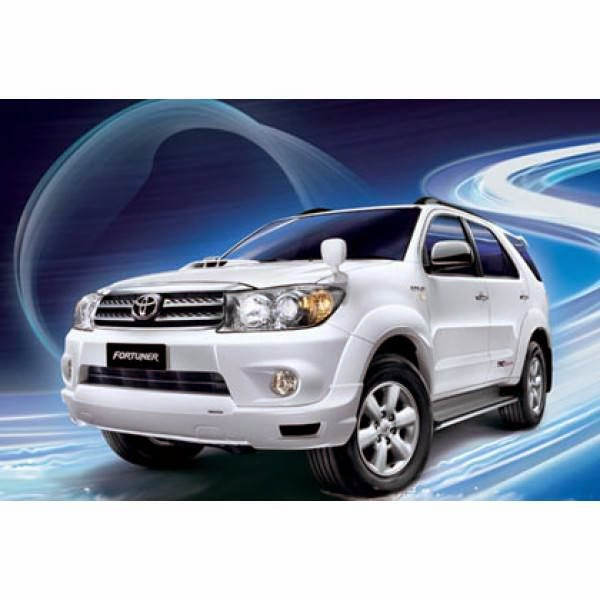 Body Kit Toyota Fortuner TRD