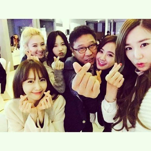 Dads Dating Their Girls Generation Gee Translation