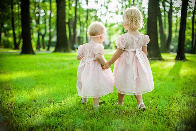 Oliwia i Natalia - fotografia dziecięca Rybnik