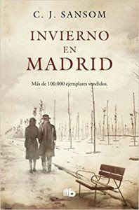Invierno en Madrid- C. J. Sansom