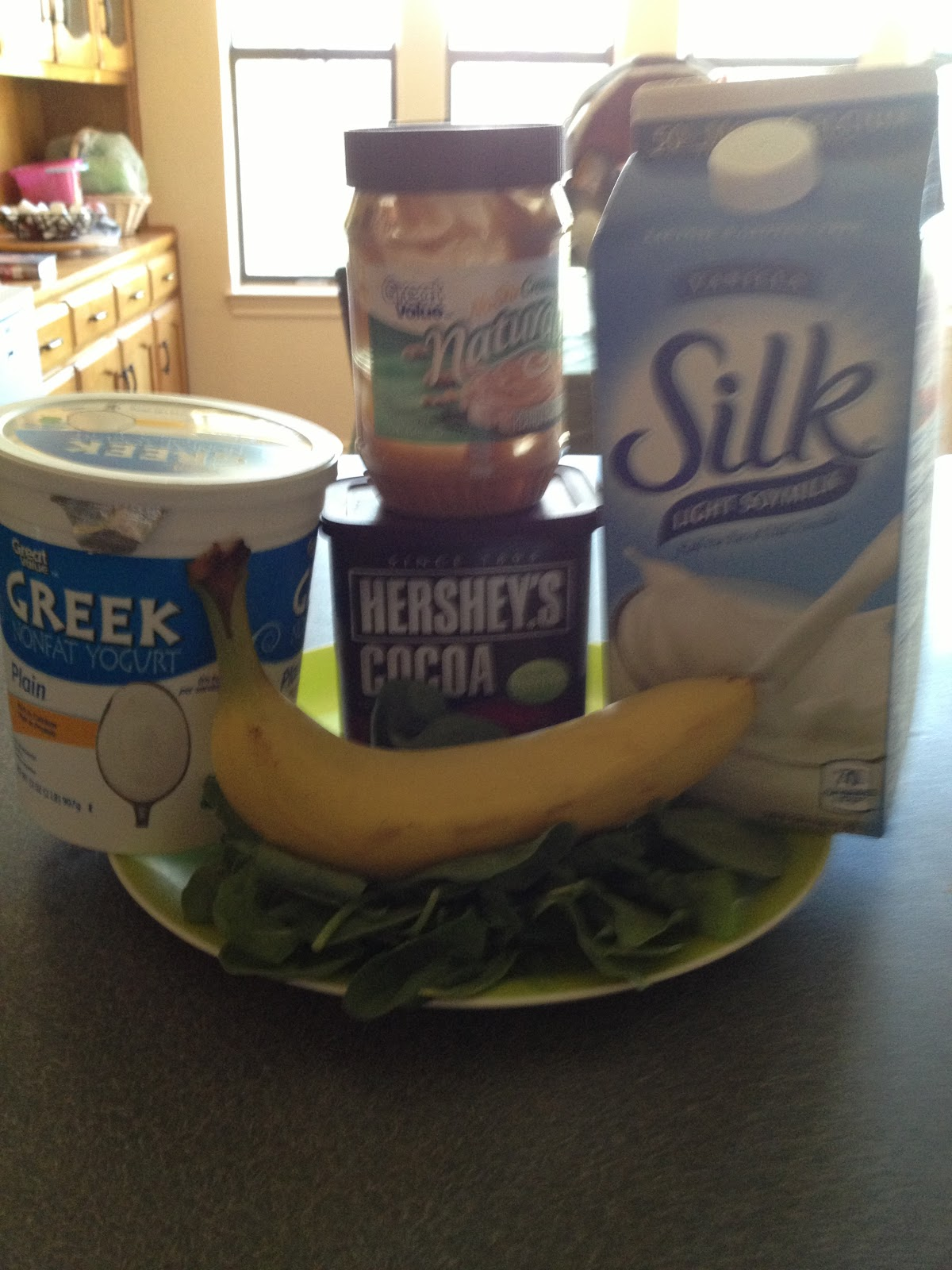 Pinteresting Summer Chunky Monkey Protein Smoothie And Week 1