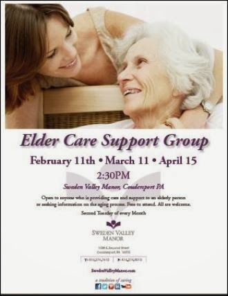 3-11 Elder Care Support Group