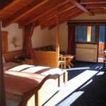 Zimmer im Hotel Oberlehenhof in Eggen
