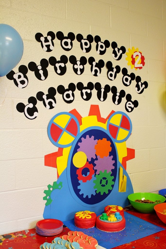 Image Result For Mickey Mouse Birthday