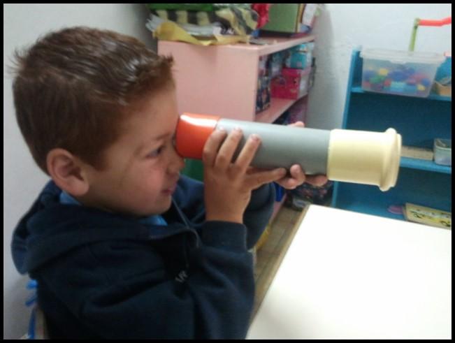 Jugando con instrumentos de optica