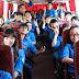 Niềm vui trong đêm trung thu 2015 tại xã nghèo Trường Sơn Lục Nam Bắc Giang