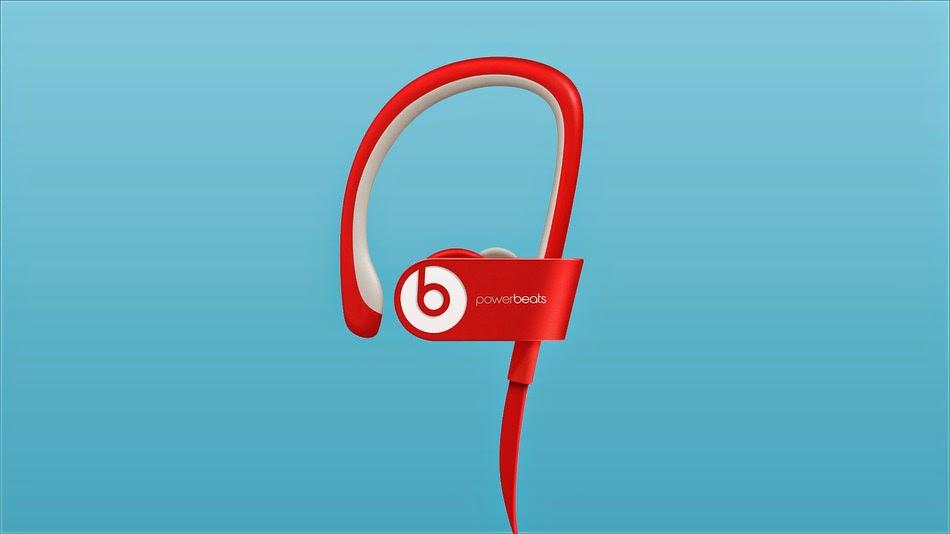 Powerbeats 2 Wireless Red