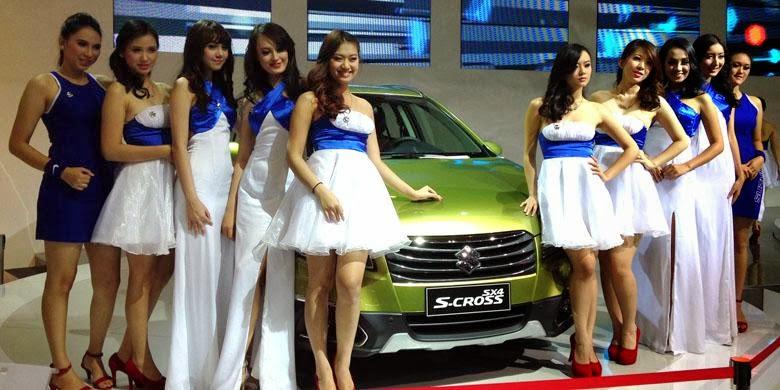 SPG Suzuki SX4 S-Cross IIMS 2014