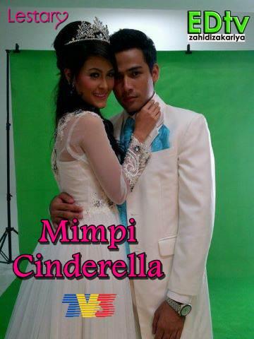 Sinopsis penuh drama Mimpi Cinderella TV3 daripada Suhan Movies