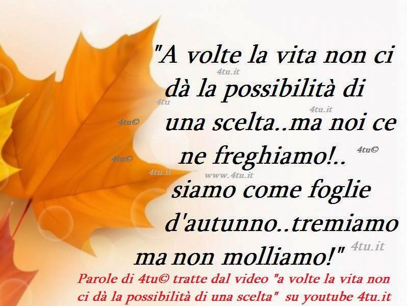 frasi belle di canzoni italiane sulla vita