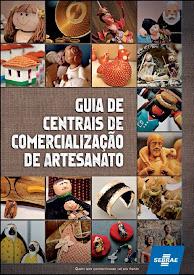 Guia de Centrais de Comercialização de Artesanato