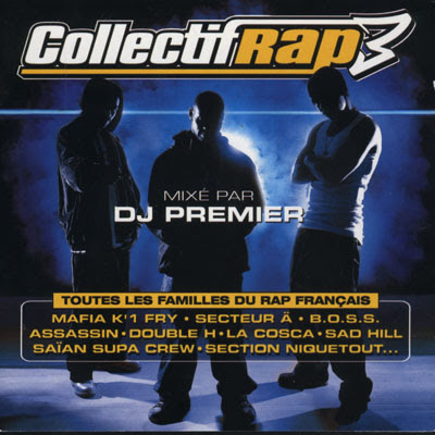 VA - Collectif Rap Vol. 3 (2000)