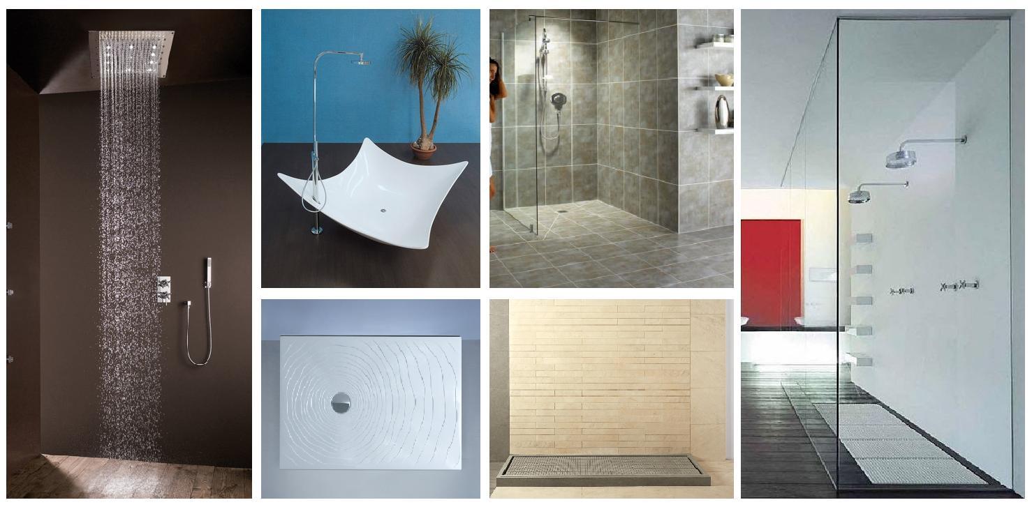 Tipi da doccia blog arredamento - Tipi di doccia ...