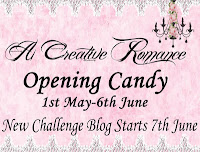 A Creative Romance Candy ends June 6