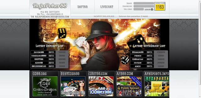 Daftar Poker online Uang Asli RajaPoker88