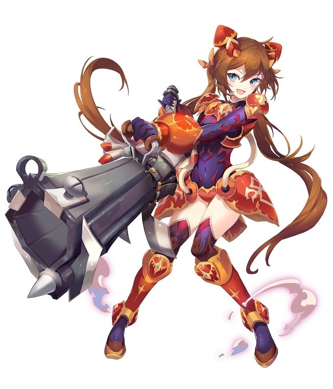 astral realm magic gunner
