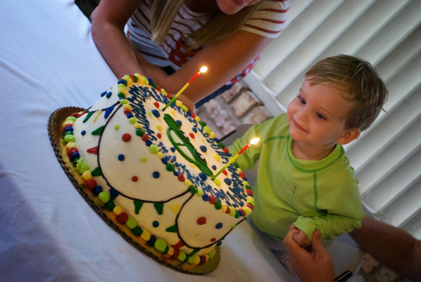 Auburn Birthday Cake Happy Birthday Clay