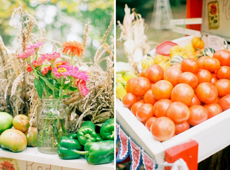 Fresh Produce Photography, Film Photography, Food Photography, Warsaw IN Film Photographer