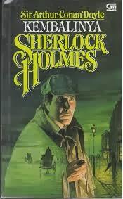 Novel Kembalinya Sherlock Holmes