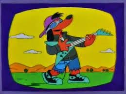 """POOCHI, EL PERSONAJE DE RELLENO DE TOMY Y DAILY,""""El Espectáculo de Tomy, Daly y Poochie"""
