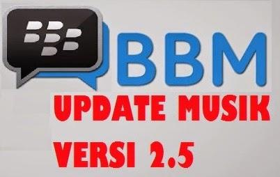 download bbm mod update status musik terbaru