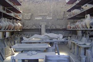 Múmias petrificadas de Pompéia