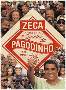 Download DVD Zeca Apresenta: O Quintal do Pagodinho Ao Vivo DVDRip 2012