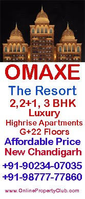 omaxe the resort