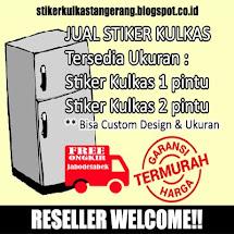Stiker Kulkas Tangerang