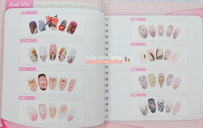 Saranail Art Book published! Hundreds of nail works by Sara