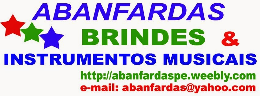 Abanfardas e Brindes