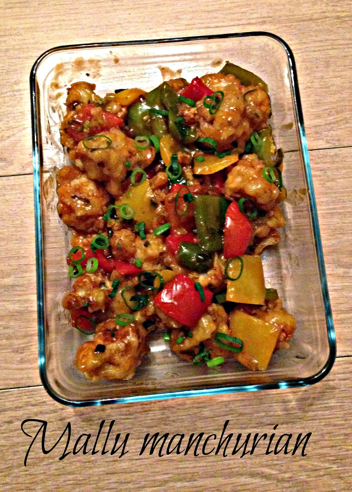 Mallu manchurian | Gobi manchurian | Cauliflower manchurian | Kukskitchen
