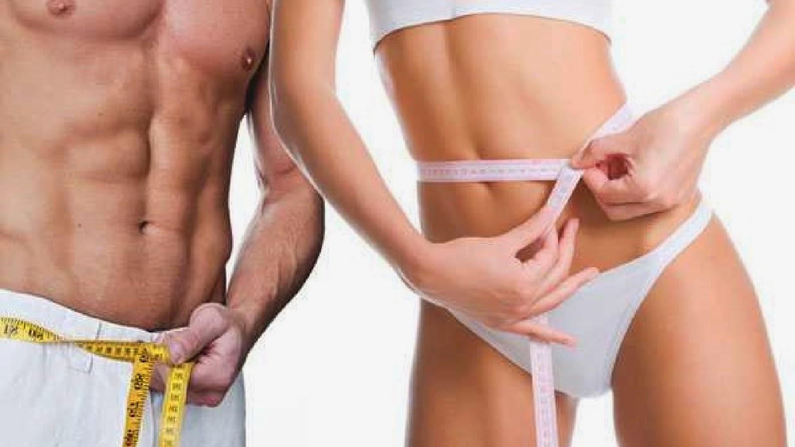 Как в домашних условиях сбросить вес мужчине