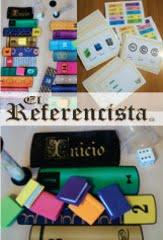El Referencista: juego didáctico