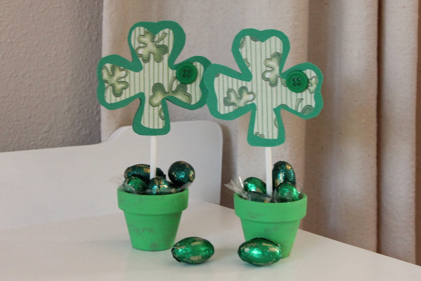 Frills Fluff And Trucks St Patrick 39 S Day Teacher Gifts