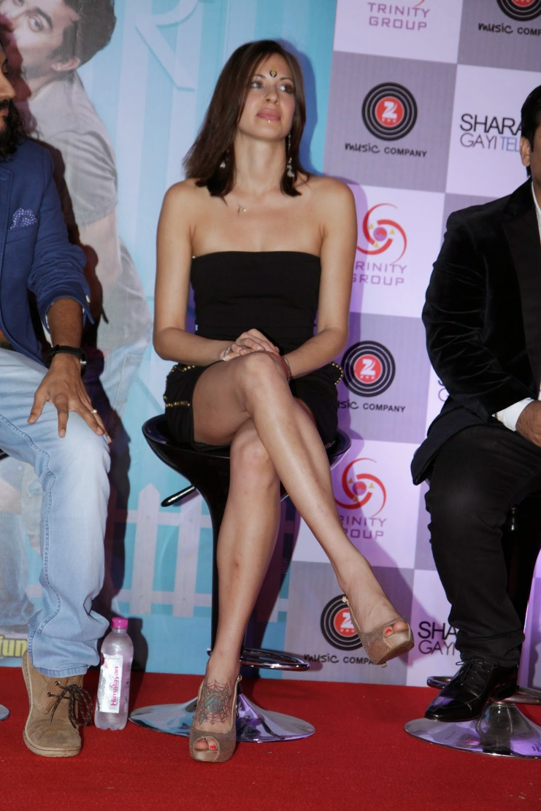 Hrithik Roshan Launch Sharafat Gayi Tel Lene Movie Trailer