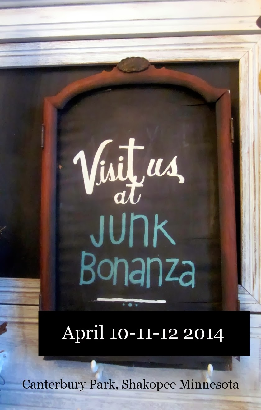 The countdown to Spring JUNK BONANZA is on!