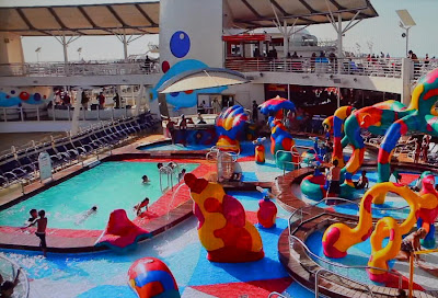 Children's Pool On Oasis Of The Seas