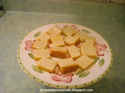 Margaret's Morsels | Quick and Easy Lemon Bars