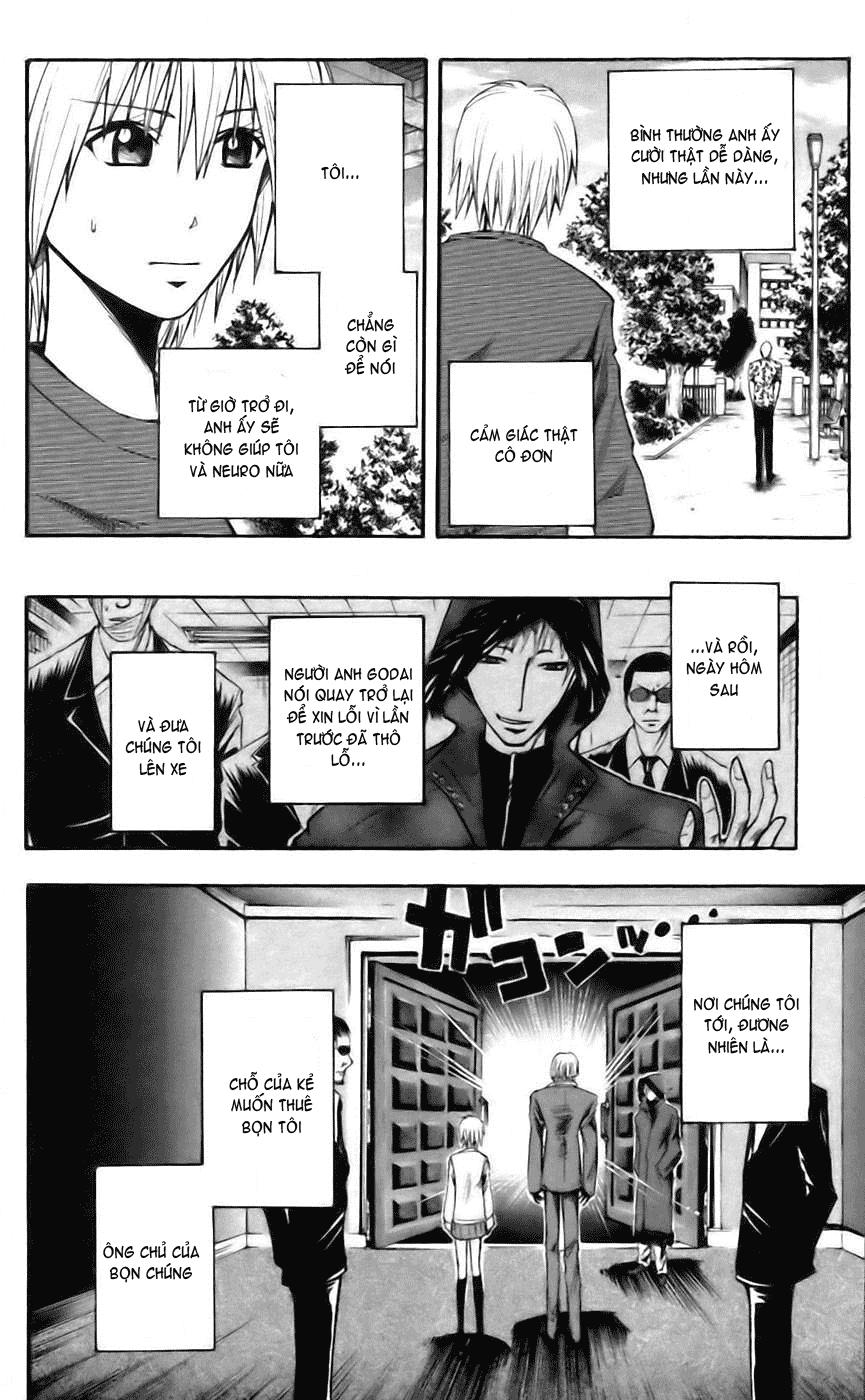 Majin Tantei Nougami Neuro chap 37 - Trang 18