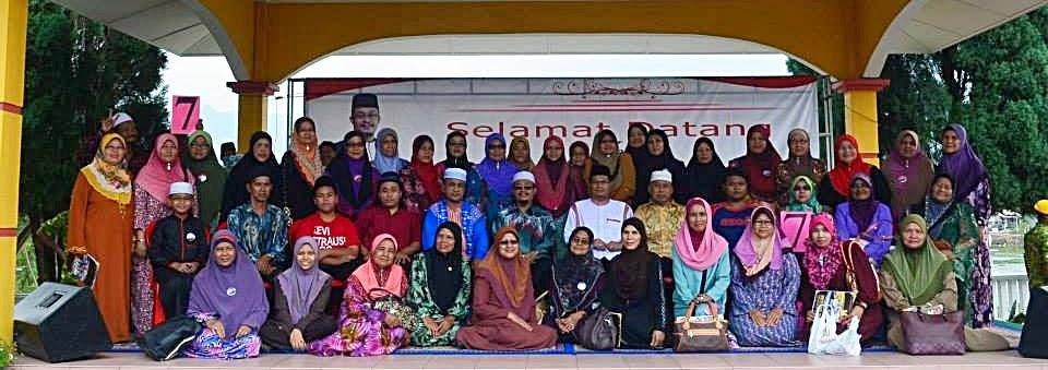 Majlis Ijtima Ilmu Ustaz Mohd Kazim ( 5 April 2015)