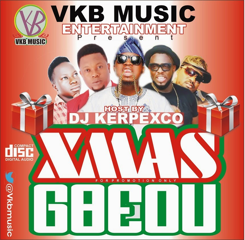 XMAS GBEDU MIX NON-STOP MP3