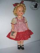 Miss 1952 Boneca da Estrela