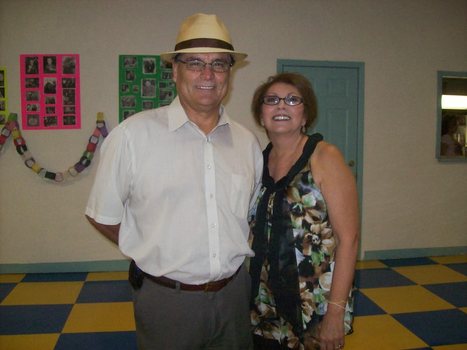 Joe and Clara Montano