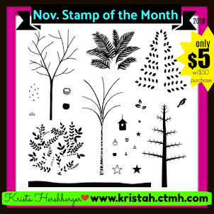November 2018 Stamp of the Month