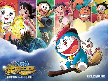 #2 Doraemon Wallpaper