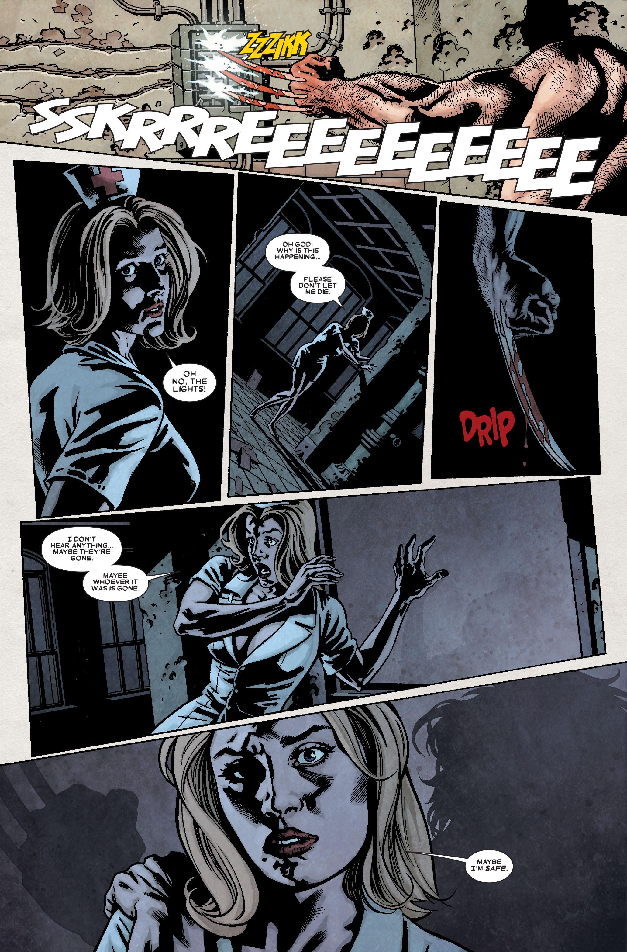 Wolverine: Weapon X #8 #9 - English 5
