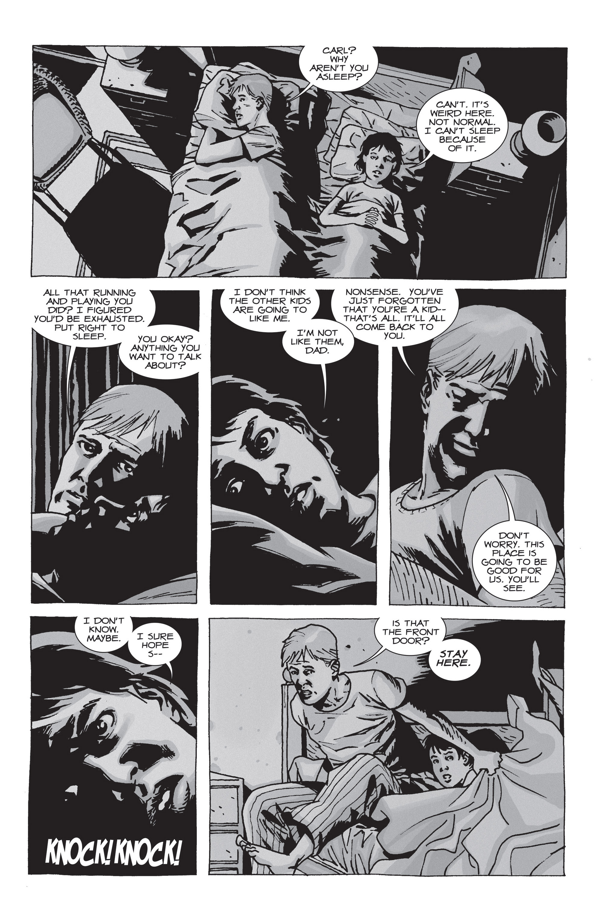 The Walking Dead Issue #71 Page 13