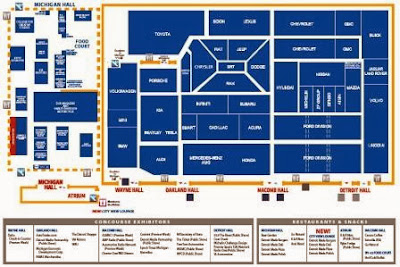 Detroit Floorplan 2014